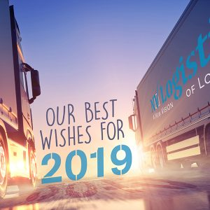 In 2019 NV Logistics will take a new step forward!